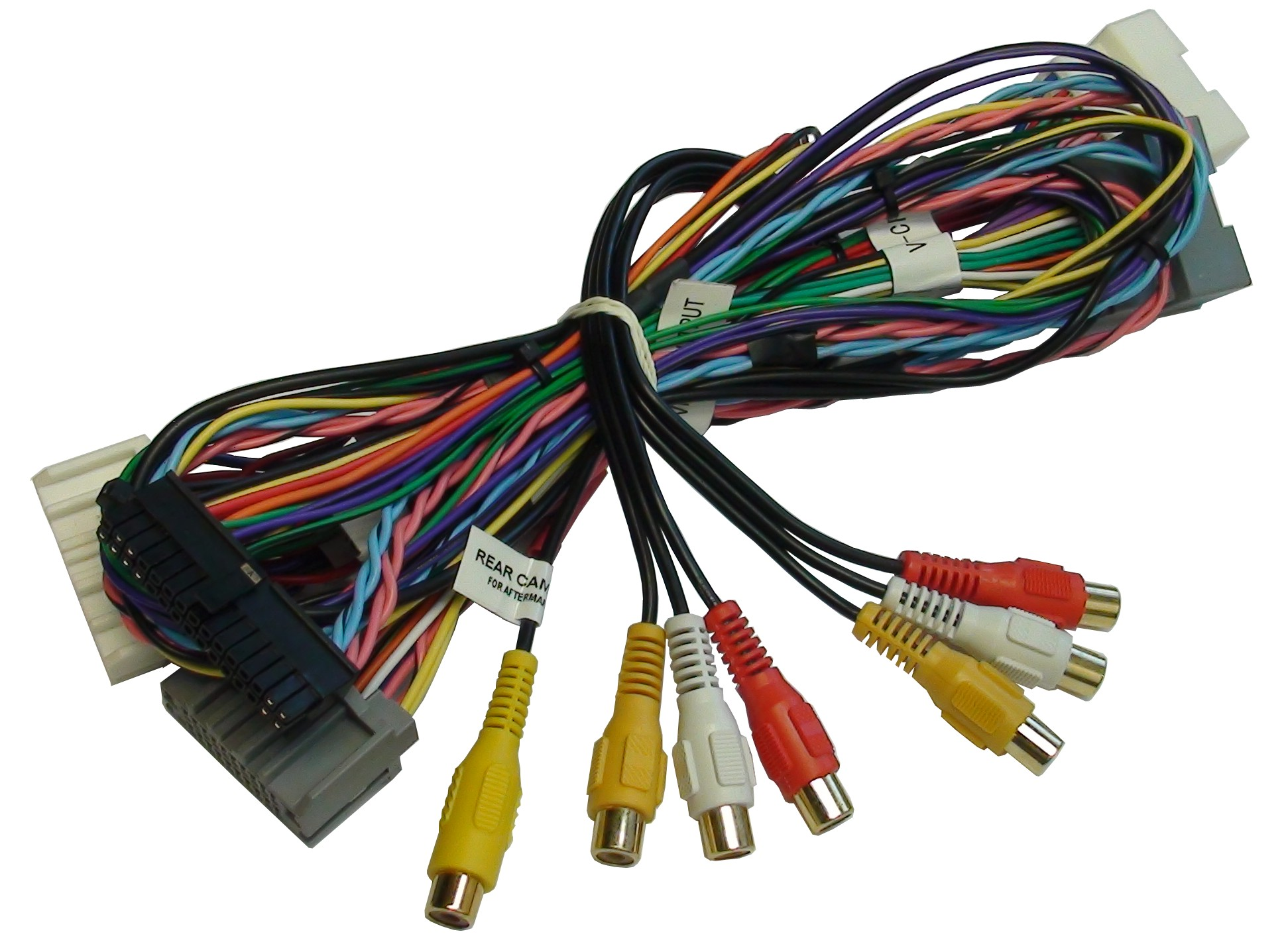 MYGIG – Jeep Compass Radio Wiring Harness